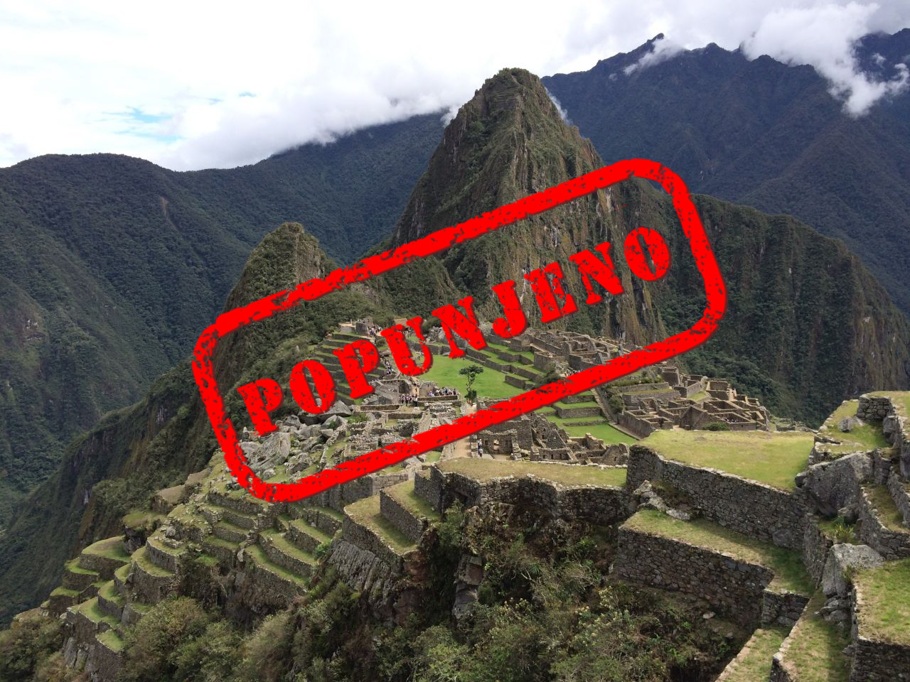 Peru & Bolivija  - Tragovima Inka