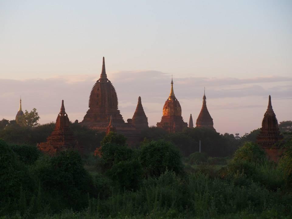 Mijanmar & Tajland