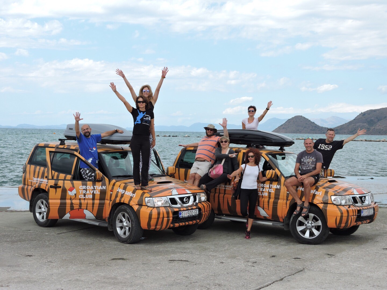 Jeepovima kroz Albaniju, Grčku & Makedoniju