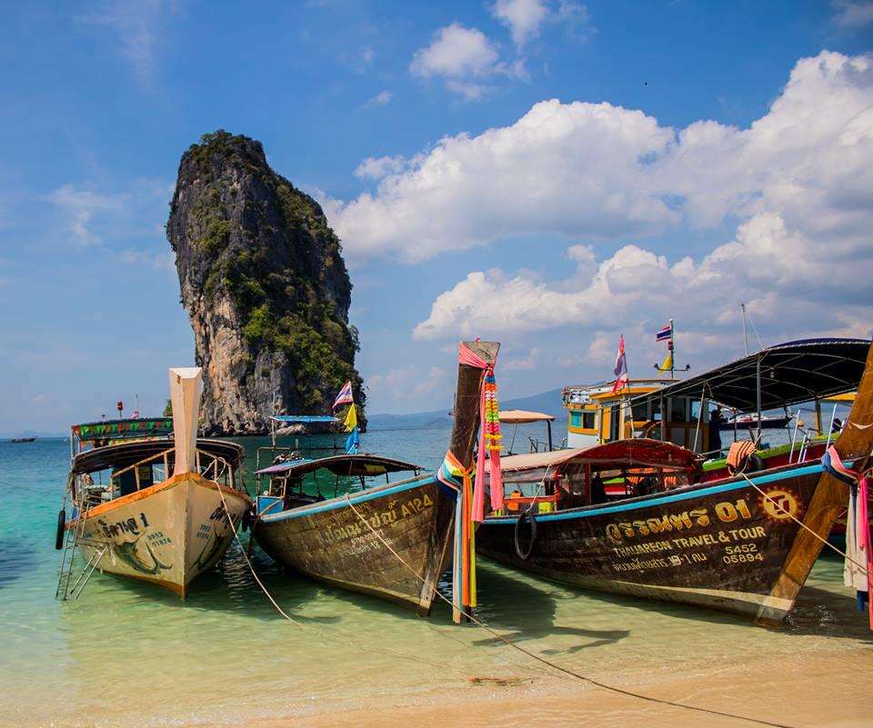 Tajland - Zemlja osmijeha i grad anđela