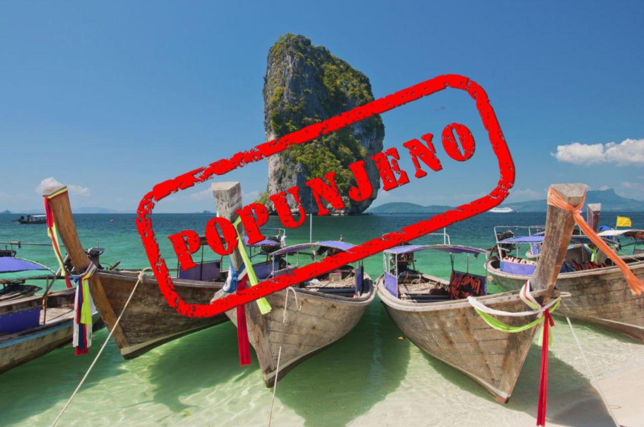 Tajland - Putnička groznica 1.