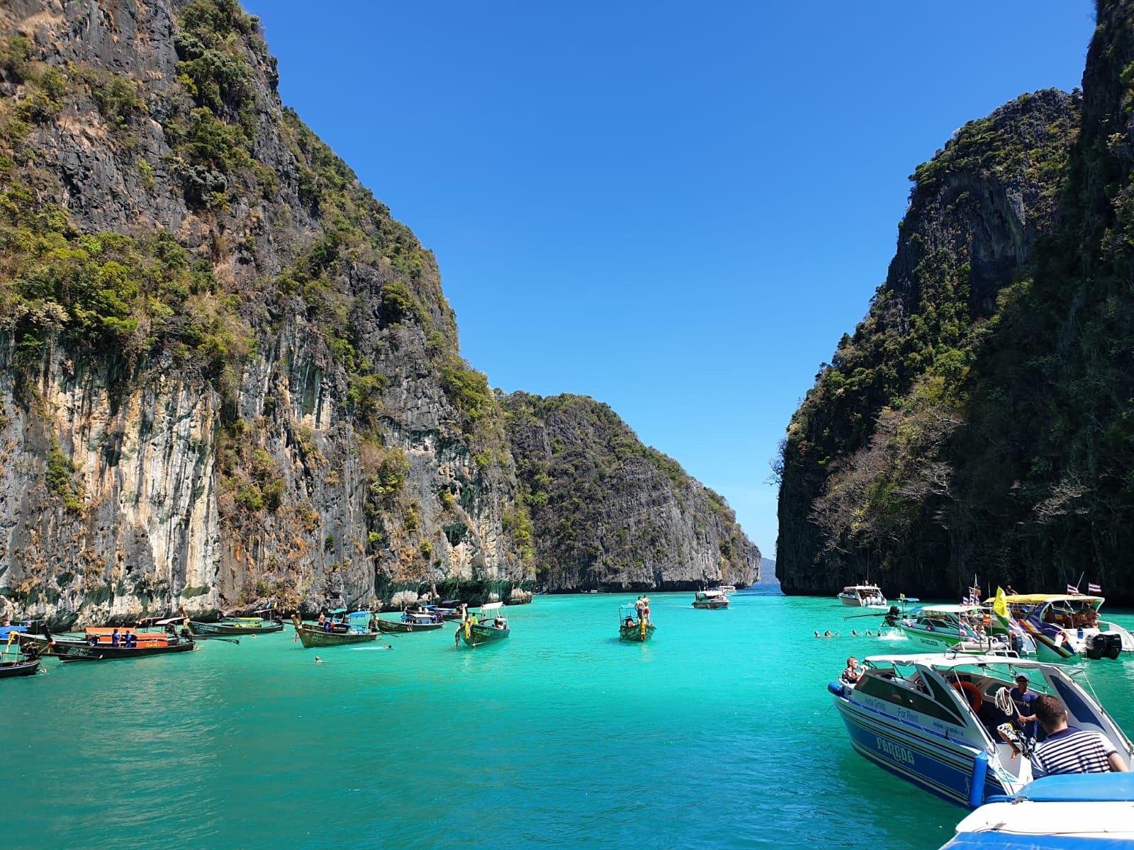 Tajland 2. - Nova godina 2020.