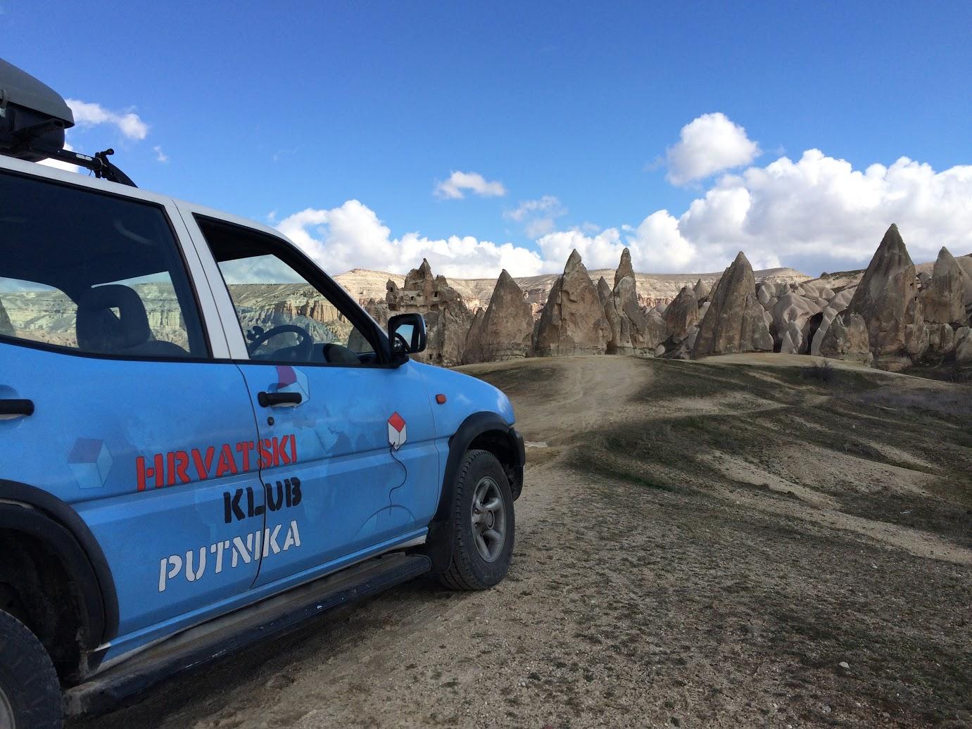Overland ekspedicije