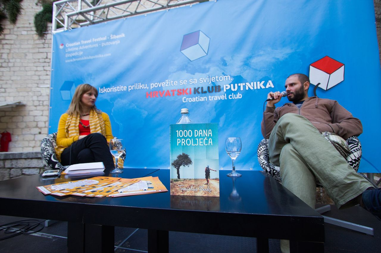 Croatian Travel Festival 2014.