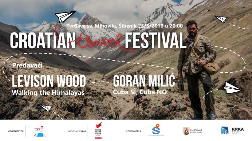 Goran Milić & Levison Wood na tvrđavi sv.Mihovila