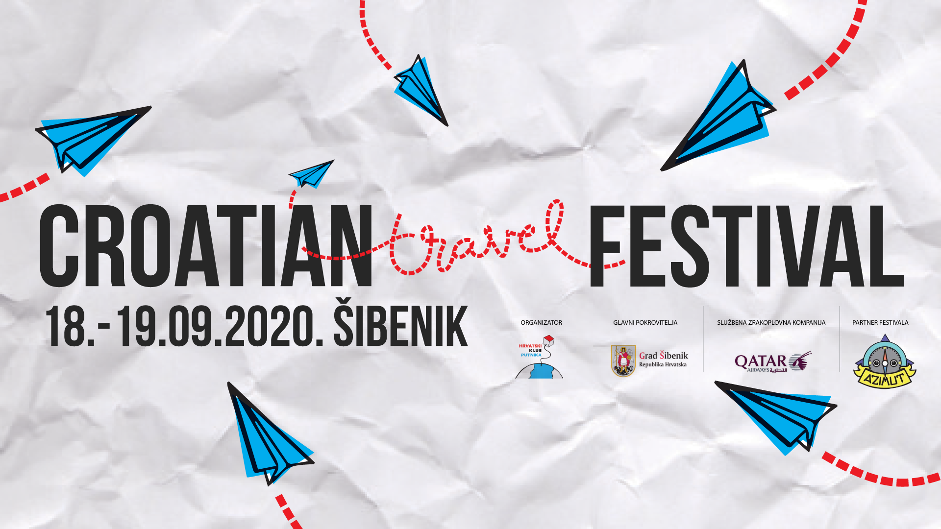 Program 9. Croatian Travel Festivala - Šibenik 2020.